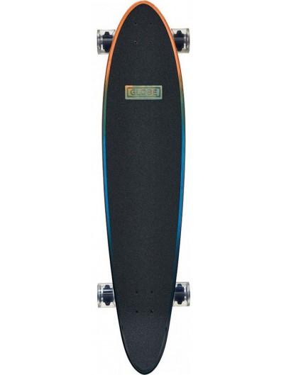 Globe Pinner Classic 40'' Longboard Orange Fade Dye