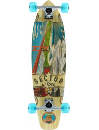 Sector 9 FT Point 34.0 Longboard