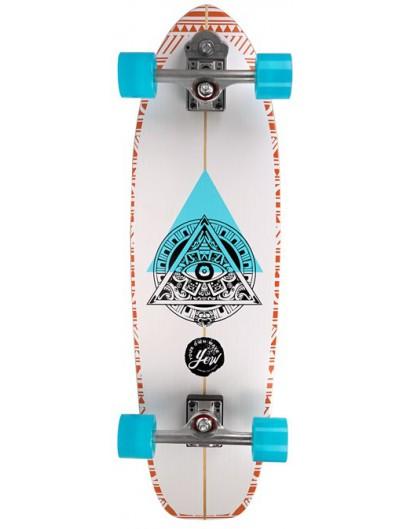 Yow Teahupoo 34'' Surfskate Cruiser