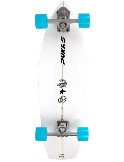 Yow Pukas la Loca 33.5'' Surfskate Cruiser
