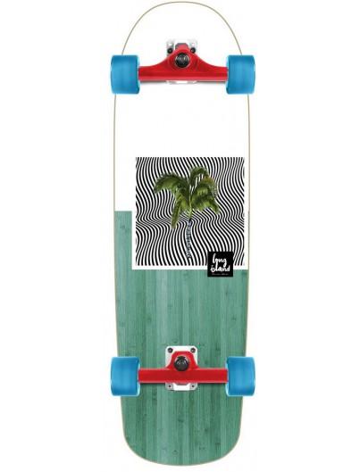 Long Island Oasis 33'' Surfskate Cruiser