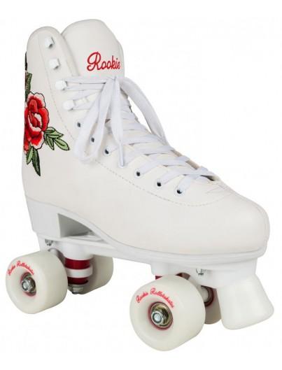 Rookie Classic II Rolschaatsen Rosa