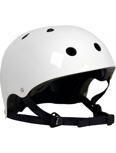 Skatehelm SFR Essentials Wit Gloss