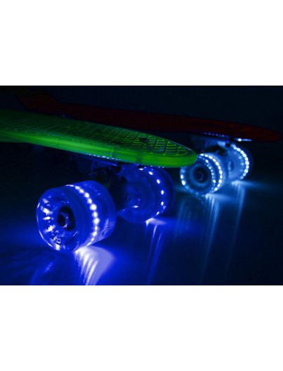 Ridge Blaze 22'' Penny Board LED Blue