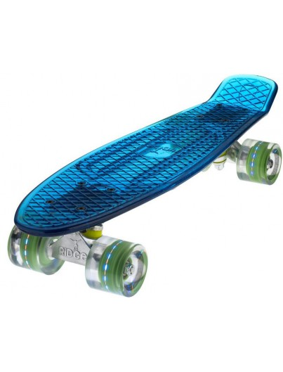 Ridge Blaze 22'' Penny Board LED Multi