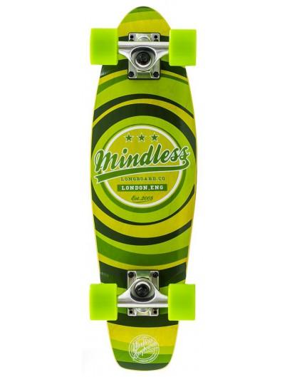 Mindless Daily II 24'' Mini Cruiser Green