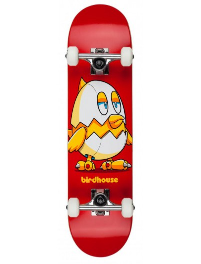 Birdhouse Stg1 Chicken Mini 7.38'' Mini Skateboard