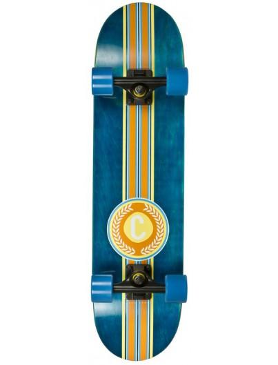 Choke Classic 7.75'' Cruiser Skateboard Blauw