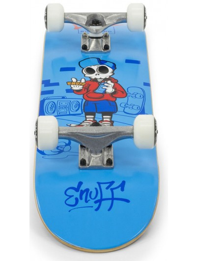 Enuff Skully 7.5'' Mini Skateboard Blauw