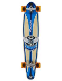 Mindless Marauder II 42.5'' Longboard Blauw