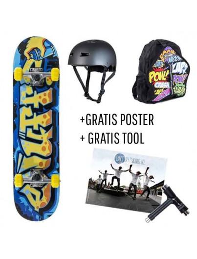 Skate Deal Graffiti Boys 4 t/m 7 Jaar