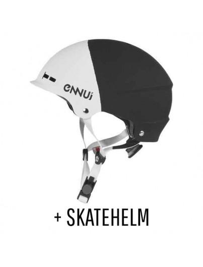 Mindless Corsair 38'' Longboard Paars + Helm