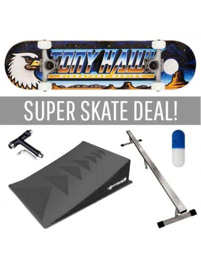 Super SkateDeal 8+ Tony Hawk