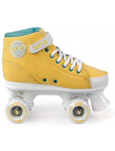 SFR Vision Sneaker Rolschaatsen Mustard