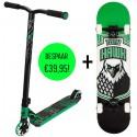 Combi Deal 8+ Groen