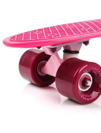 Meteor 22'' Penny Board Fruit Raspberry