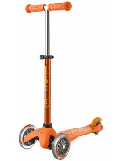 Micro Mini Deluxe Kinderstep Orange