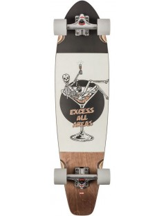 Globe The Alltime 35'' Excess Kicktail Longboard
