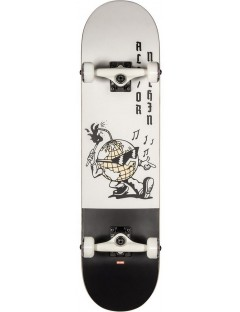 Globe G2 All or Nothing 8'' Skateboard UV Sunrise
