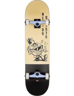 Globe G2 All or Nothing 8'' Skateboard UV Sunrise