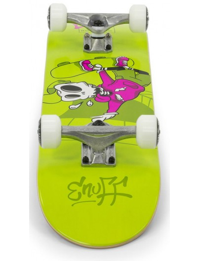 Enuff Skully 7.75'' Skateboard Groen