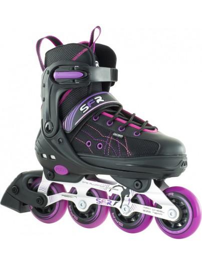 Inline Skates SFR RX-XT Paars - Roze