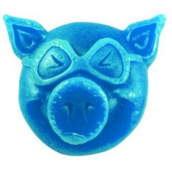 Pig New Pig Head Wax Blauw