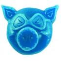 Pig New Pig Head Wax Blauw