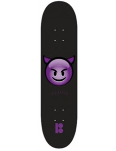 Plan B Leticia She Devil 7.5'' Deck