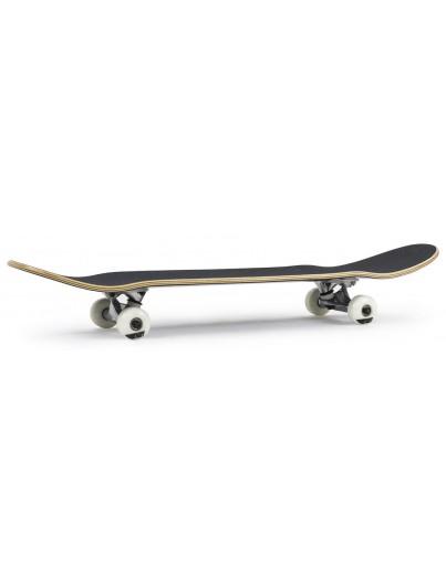 Enuff Logo Stain 7.75'' Skateboard Teal