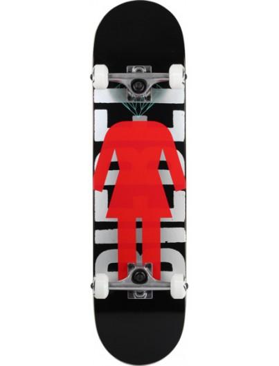 Girl Brandon Biebel Supply Co. 8'' Skateboard
