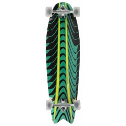 Mindless Rogue 34'' Swallow Tail Longboard Green