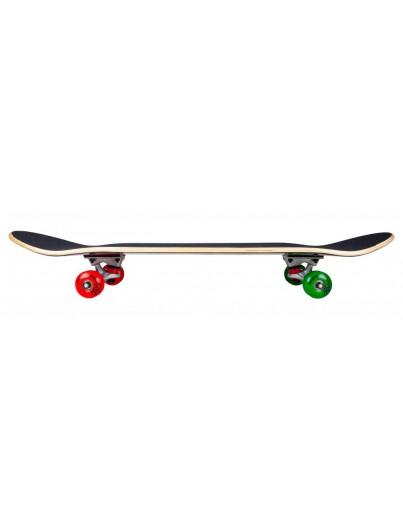 Rocket Rasta Fade 8'' Skateboard