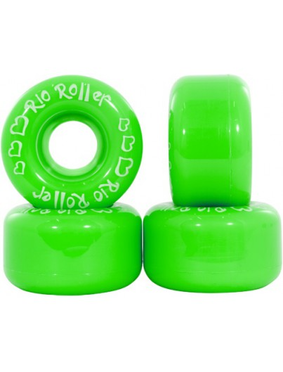 Rio Roller Wielen Rolschaatsen Groen