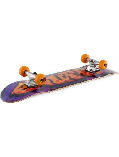 Enuff Graffiti 7.25 Mini Skateboard Oranje-Paars