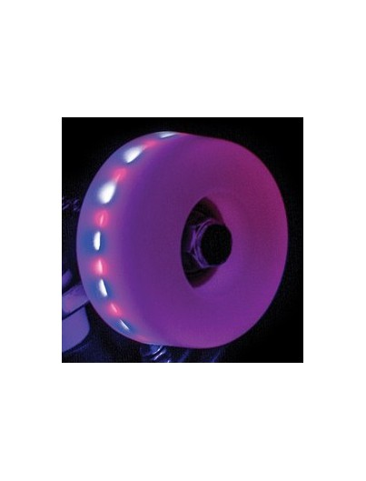 Rio Roller Light Up Wielen Pink Frost 58mm