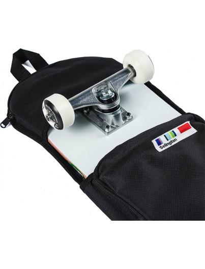 Selington Burgee Skate Bag Zwart