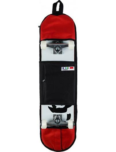 Selington Burgee Skate Bag Rood
