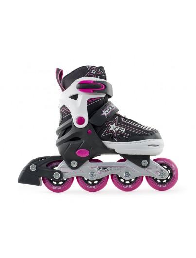 Inline Skates SFR Pulsar Roze