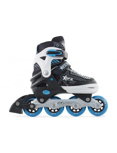 Inline Skates SFR Pulsar Blauw