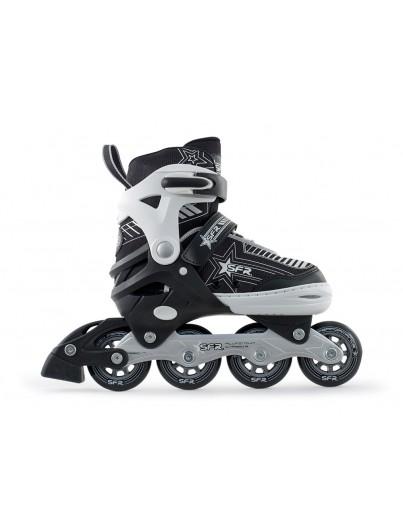 Inline Skates SFR Pulsar Zilver