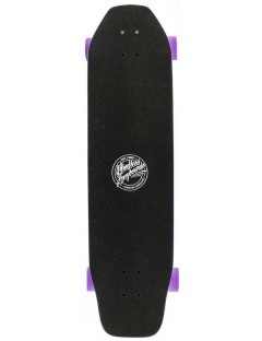 Longboard Mindless Voodoo Makali Paars Single Kick