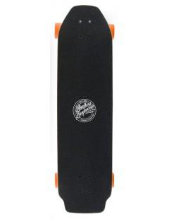 Longboard Mindless Voodoo Makali Oranje Downhill