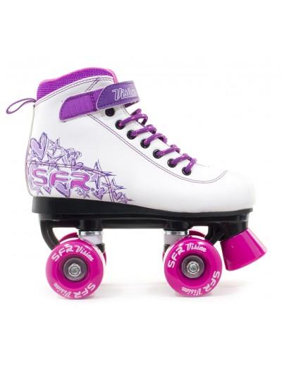 Rolschaatsen SFR Vision III roze