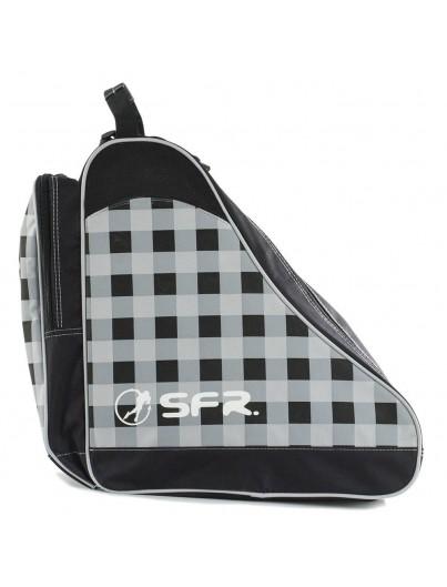 Schaatstas en skatetas SFR Black Chequered