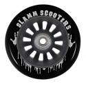Slamm 100mm Zwart-Zwart Stuntstep Wiel