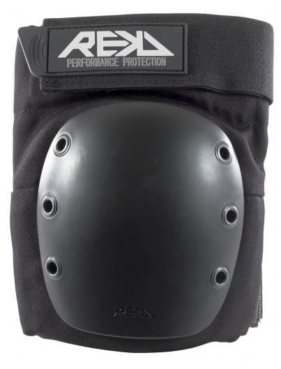 Kniebescherming REKD Protection Zwart