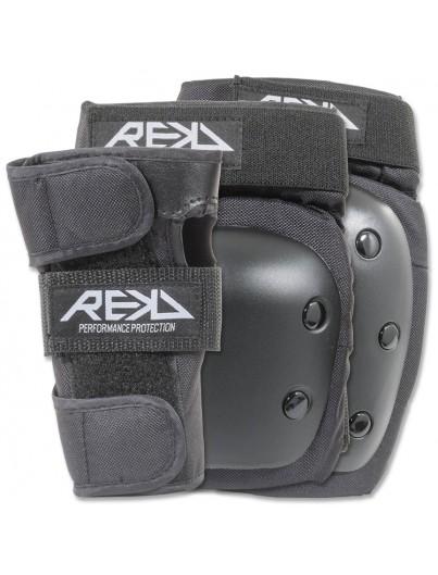 Heavy Duty REKD Protection Beschermset Zwart