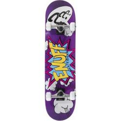 """Enuff Pow II Paars 7.25"""" Mini Skateboard"""