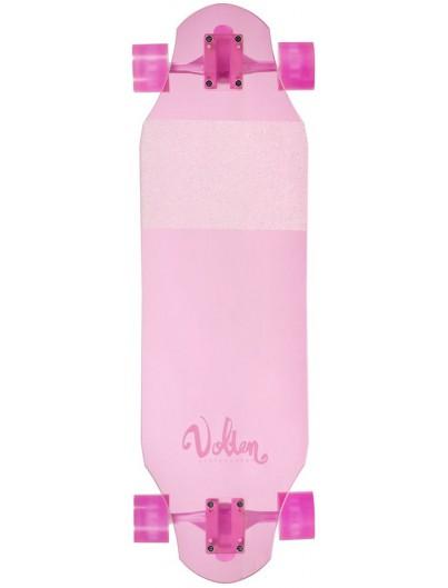 Volten Ice 32'' Longboard Pink